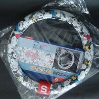 Snoopy Olaf Belle Woodstock Car Accessories Handle Cover Diameter 36.5 - 37.9cm