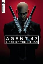 AGENT 47 BIRTH OF HITMAN #5 COVER B GAMEPLAY DYNAMITE NM