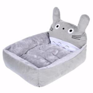 Cat Bed Cozy Warm Sleeping Mat Soft Fleece Small Pet Sofa Dog Kitten House