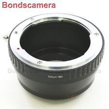 Nikon F Mount Ai Lente Nikon 1 Mount J1 J2 V1 Adaptador de cámara