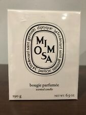 Diptyque Mimosa Candle 6.5oz Sealed