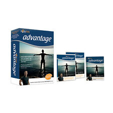Bodytrim Advantage - The Ultimate Workout For Your Mind - Motivational DVD Book