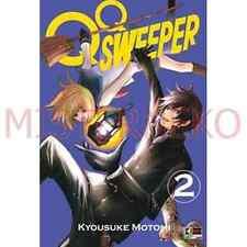 Manga - QQ Sweeper 2 - Flashbook Edizioni