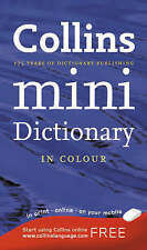 Collins Mini English Dictionary,  , Acceptable, FAST Delivery