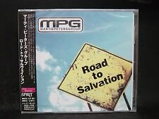 MARTIE PETERS GROUP (MPG) Road To Salvation + 1 JAPAN CD Push White Lion