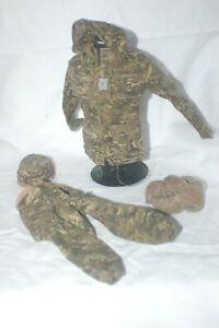 1/6 British Royal Irish Regiment uniform Muticam MTP uniform Helmet lot