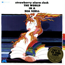 STRAWBERRY ALARM CLOCK - The World In A Shell (2013 180g Vinyl LP) SEALED/NEW