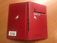 Guide Michelin Benelux 1991