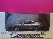 CARARAMA SUPERBE PORSCHE 911 COUPE NEUF EN BOITE 1/43 D4