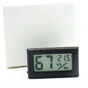 Mini Capteur d'humidité + thermomètre LCD