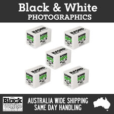 *New* Ilford HP5 Plus 36 exp 35mm (5 Rolls)   Free Shipping