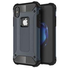 Étuis, housses et coques bleu mat iPhone X pour téléphone mobile et assistant personnel (PDA)