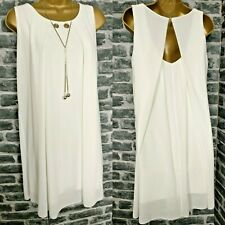 """Quiz Midi Layered Dress Wedding Prom Special Occasion Length 34"""" Size M/L"""