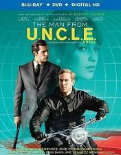 THE MAN FROM U.N.C.L.E. NEW BLU-RAY