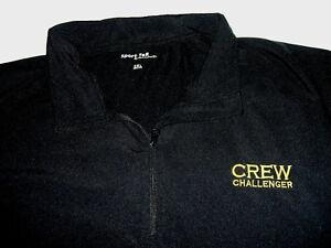Columbus Crew Challenger 2XL Pullover Windbreaker Jacket Polyester Sport-Tek