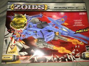 Zoids #108 GRAVITY PTERA 2003 Hasbro NEW&SEALED