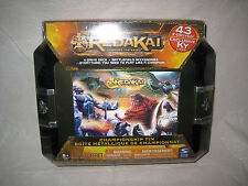 Redakai  The Ultimate Championship Tin.  ( NEW Factory sealed) 43 X-Drives