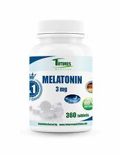 FUTURES Nutrition MELATONI 3mg - 360 tabletten melaton