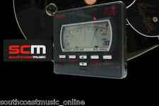 RRP $200! 50% OFF SEIKO ST767 HIGHLY ACCURATE CHROMATIC TUNER VERY SOUGHT AFTER