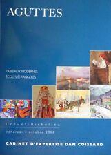 Catalogue de Vente Tableau Peinture moderne Art Russe Marcel Wibault Montagne