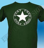 The Clash Inspired Mens Womens T-Shirt Original Design Joe Strummer Punk Clash