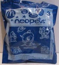 Neopets McDonalds Happy Meal Toy 3 FLOTSAM MIP NEW