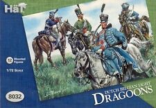 HAT 1/72 Napoléonien Waterloo Dutch Belgian LIGHT DRAGOONS # 8032
