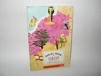 GIRO DEL MONDO - LIBANO [Mondadori 1966]
