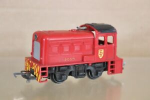 TRIANG R353 SPARES TRANSCONTINENTAL TC 0-4-0 RED YARD SWITCHER LOCO 20071 nv