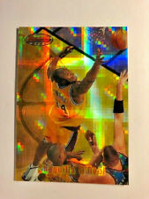 """SHAQUILLE O'NEAL 1998-99 BOWMAN'S BEST """"ATOMIC"""" REFRACTOR SHAQ"""