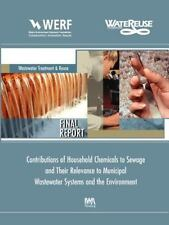 Contributions Of Household Chemicals To Sewage And Their Relevance To Municip...