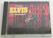 From Elvis in Memphis (1969) - Elvis Presley CD - 1991 RCA / BMG Made In USA