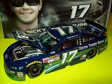 Ricky Stenhouse Jr 2015 Fifth Third Bank #17 Fusion Autographed Paint Pen 1/24