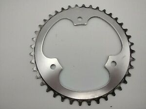 Unbranded Aluminum Alloy Road Bicycle Chainring 40 Teeth MTB 16.1cm Length