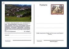 AUSTRIA - Cart. Post. - 1984 - 3.50 S - 4280 Königswiesen, Mühlviertel