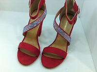 Shoe Land Women's Shoes bmtce0 Heels & Pumps, Red, Size 8.0