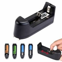 Top Quality 3.7V Rechargeable Battery Charger for 18650 16340 14500 26650 Li-ion