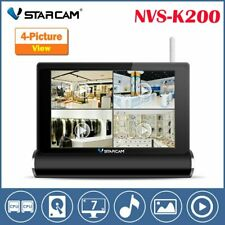 7 InchTouch Screen 4K CCTV IP Camera Tester WIFI PTZ Video Music Audio Monitor