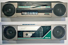 RADIO INNO-HIT R6015 VINTAGE 4 CASSE GHETTO BLASTER MUSICASSETTE STEREO RADIO MC