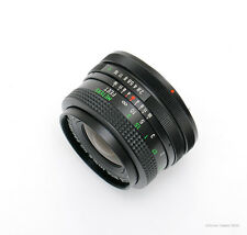 Vivitar Canon 28mm f2.8 FD Manual Focus Wide Angle Lens (421-21)