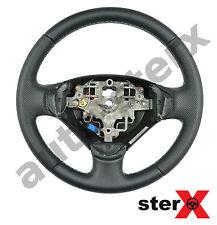 Citroen Jumpy III Peugeot Expert III Fiat Scudo Leder Lenkrad Neu Beziehen STERX