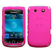 For BlackBerry Torch 9800 Hard Protector Case Phone Cover Shocking Pink