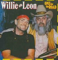 LEON RUSSELL/WILLIE NELSON - ONE FOR THE ROAD USED - VERY GOOD CD