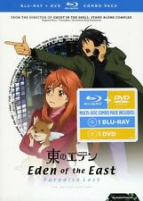 Eden of the East: Paradise Lost [New Blu-ray] With DVD