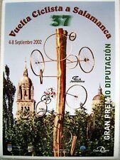 VUELTA CICLISTA A SALAMANCA ( 1990/2002 ):Lote de 12 Pegatinas Sticker VER FOTOS