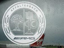 AMG AFFALTERBACH Mercedes Benz logo / badge car vinyl decal sticker Large