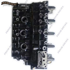 Isuzu 4JB1 Engine Cylinder Block For Mustang Bobcat 843 853 1213 960 2060 Loader