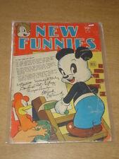 NEW FUNNIES #101 G- (1.8) ANDY PANDA DELL COMICS JULY 1945