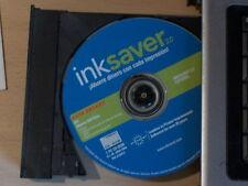 Inksaver 2.0 software impresión de tinta en CD-ROM.Ahorrar costes en tinta. ESP