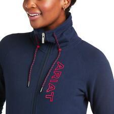 Ariat Team Logo Full Zip Sweatshirt